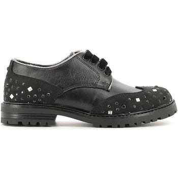 Zapatos Niños Derbie Didiblu D3047 Negro