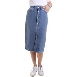 textil Mujer Faldas Calvin Klein Jeans K20K202027 Azul