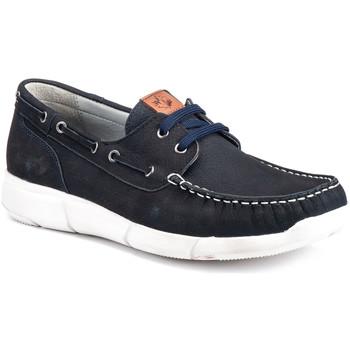 Zapatos Hombre Zapatos náuticos Lumberjack SM59914 001 D01 Azul