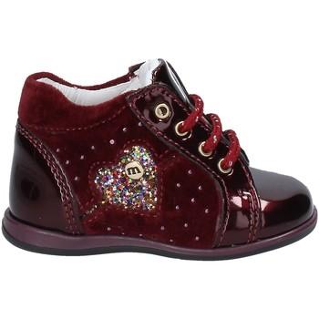 Zapatos Niños Botas de caña baja Melania ME0134A7I.C Rojo