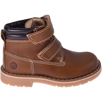 Zapatos Niños Botas de caña baja Melania ME1004B8I.B Marrón