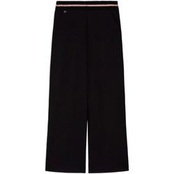 textil Mujer Pantalones fluidos NeroGiardini E060060D Negro