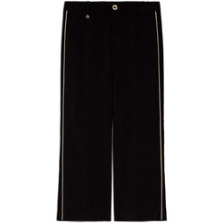 textil Mujer Pantalones fluidos NeroGiardini E060140D Negro