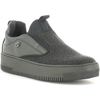 Zapatos Mujer Slip on Wrangler WL162640 Negro