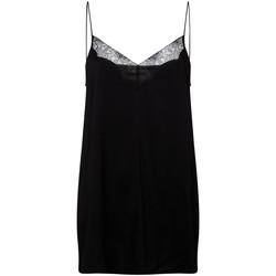textil Mujer Tops / Blusas Calvin Klein Jeans K20K201686 Negro
