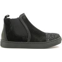Zapatos Niños Zapatillas altas Holalà HS050009L Negro