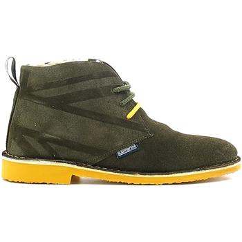Zapatos Niños Botas de caña baja Submariine London SMLK620031 Verde