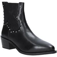 Zapatos Mujer Botines Apepazza 9FCLM05 Negro