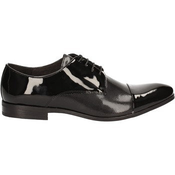Zapatos Hombre Richelieu Rogers 7186A Negro