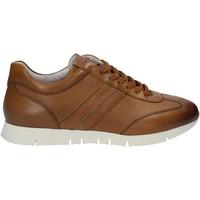 Zapatos Hombre Zapatillas bajas Maritan G 140658 Marrón