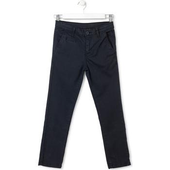 textil Niños Pantalones con 5 bolsillos Losan 713 9654AA Azul