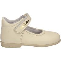 Zapatos Niños Bailarinas-manoletinas Melania ME1047B7E.B Blanco