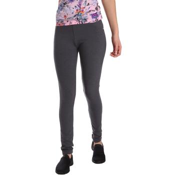 textil Mujer Leggings Key Up 095F 0001 Gris