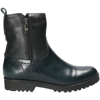 Zapatos Mujer Botines Mally 4645SM Negro