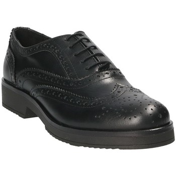 Zapatos Mujer Richelieu Mally 4704S Negro
