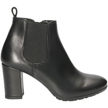 Zapatos Mujer Botines Mally 5500S Negro