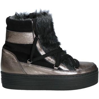 Zapatos Mujer Botas de nieve Mally 5990 Gris