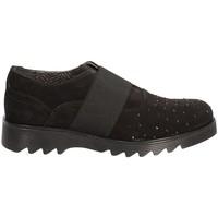 Zapatos Niños Mocasín Primigi 8220 Negro