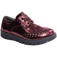 Zapatos Niños Derbie Lumberjack SG20404 005 S04 Rojo