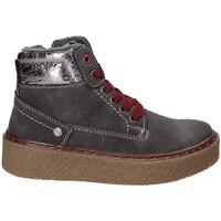 Zapatos Niños Botas de caña baja Wrangler WG17236 Gris