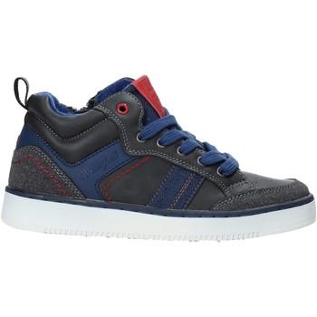Zapatos Niños Zapatillas altas Wrangler WJ17227 Gris