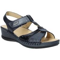 Zapatos Mujer Sandalias Susimoda 2379-03 Azul