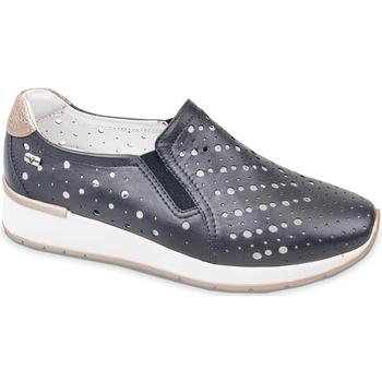 Zapatos Mujer Slip on Valleverde V66384 Azul