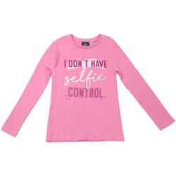textil Niños Camisetas manga larga Chicco 09006871000000 Rosado
