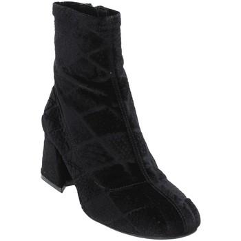 Zapatos Mujer Botines Apepazza SHR05 Negro