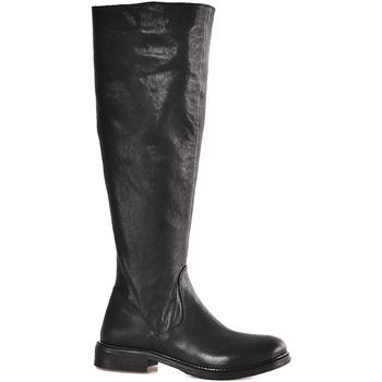 Zapatos Mujer Botas urbanas Mally 6463 Negro