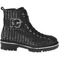 Zapatos Mujer Botines Elvio Zanon I6508N Negro