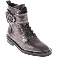 Zapatos Mujer Botines Elvio Zanon I8101N Gris