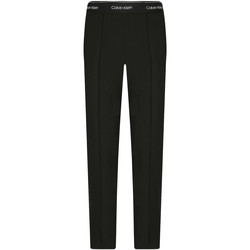 textil Mujer Pantalones chinos Calvin Klein Jeans K20K201765 Negro