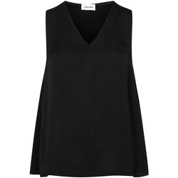 textil Mujer Tops / Blusas Calvin Klein Jeans K20K201807 Negro