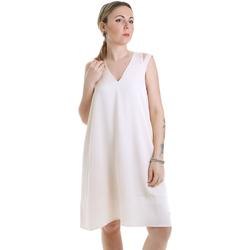 textil Mujer Vestidos cortos Calvin Klein Jeans K20K202022 Beige