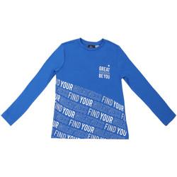 textil Niños Camisetas manga larga Chicco 09006867000000 Azul