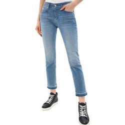 textil Mujer Vaqueros slim Calvin Klein Jeans K20K201760 Azul