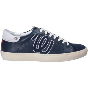 Zapatos Hombre Deportivas Moda Wrangler WM181135 Azul