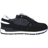 Zapatos Hombre Zapatillas bajas Exton 993 Negro