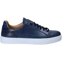 Zapatos Hombre Zapatillas bajas Exton 514 Azul