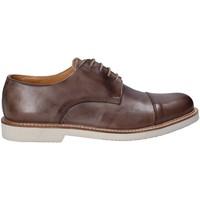 Zapatos Hombre Derbie Exton 9197 Gris