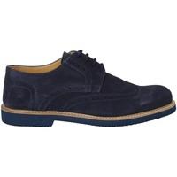 Zapatos Hombre Derbie Exton 9190 Azul