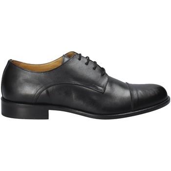 Zapatos Hombre Richelieu Exton 6013 Negro