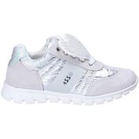 Zapatos Niños Zapatillas bajas Asso 62506 Blanco