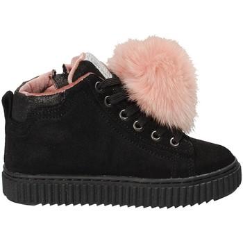 Zapatos Niños Zapatillas altas Grunland PO1081 Negro