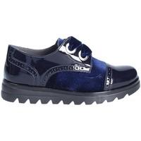 Zapatos Niños Derbie Melania ME6218F8I.A Azul