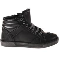 Zapatos Niños Zapatillas altas Melania ME6000F8I.A Negro