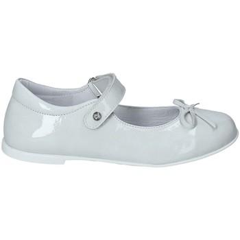 Zapatos Niños Bailarinas-manoletinas Naturino 2012392-02-9115 Blanco