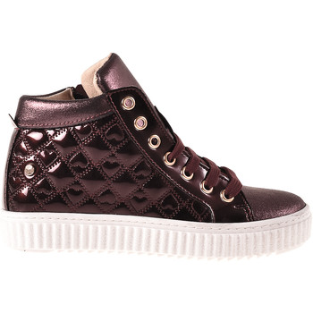 Zapatos Niños Zapatillas altas Melania ME6413F8I.A Rojo