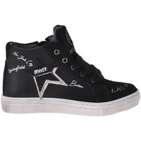 Zapatos Niños Zapatillas altas Melania ME2041D8I.A Negro